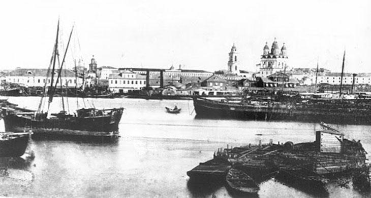 Коммерческое судовладение азербайджанцев в Астрахани в первой половине XIX в.