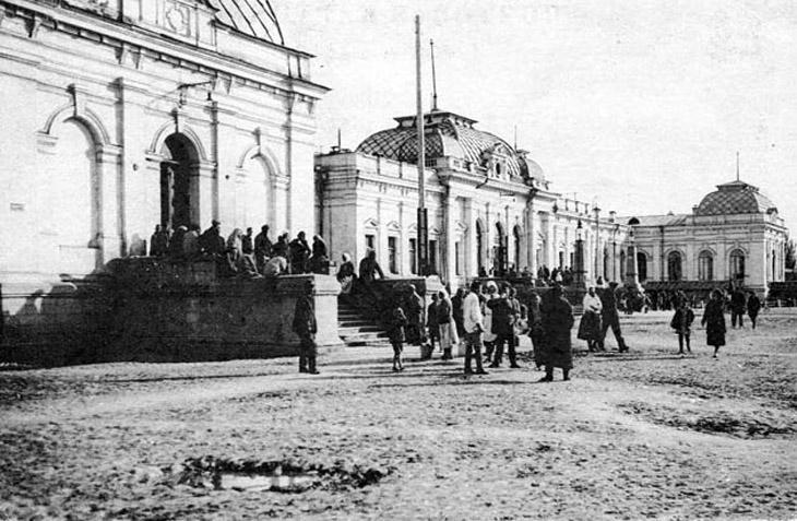 Азербайджано-узбекские связи в 1917-1920 годах