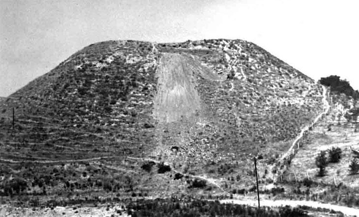 Холм Гаракепектепе: От охотников мезолита до карабахской войны