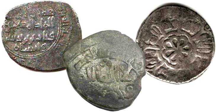 Об уникальных монетах времен ширваншаха Губада бин Йазида