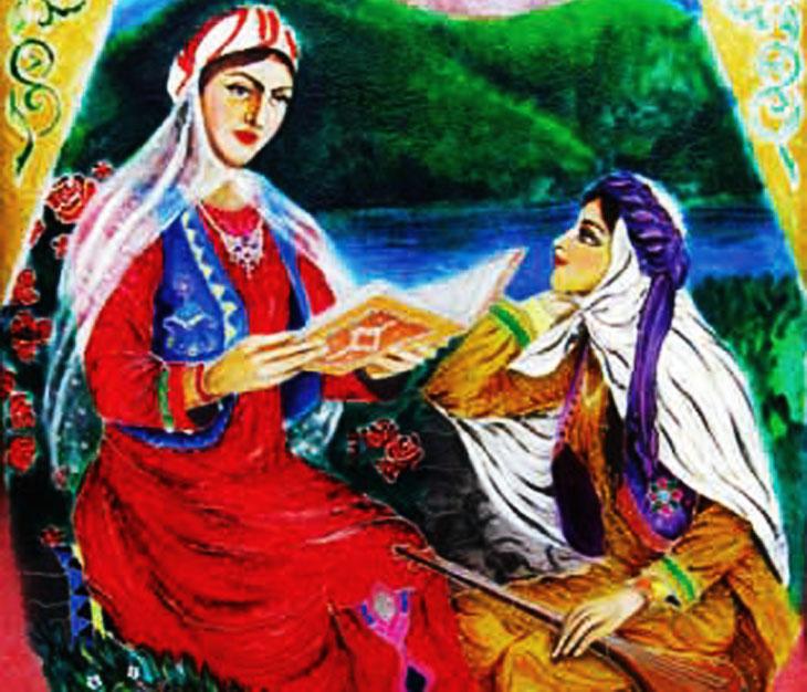"""""""Поближе сядь - греха в соседстве нет...""""- религия и чувства в стихах Мехсети Гянджеви"""