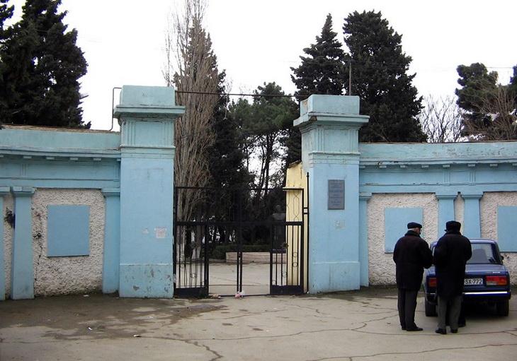 Из архивов В.Сапунова: Бакинский парк имени Монтина в 2005-2008 гг. (ФОТО)