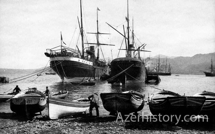 По дороге в Туркестан, 1890 г.: Баку - Узун-Ада (ФОТО)