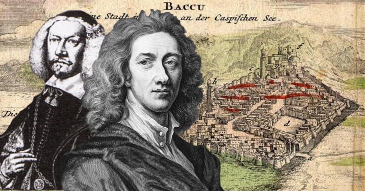 Западноевропейские путешественники XVII века об Азербайджане