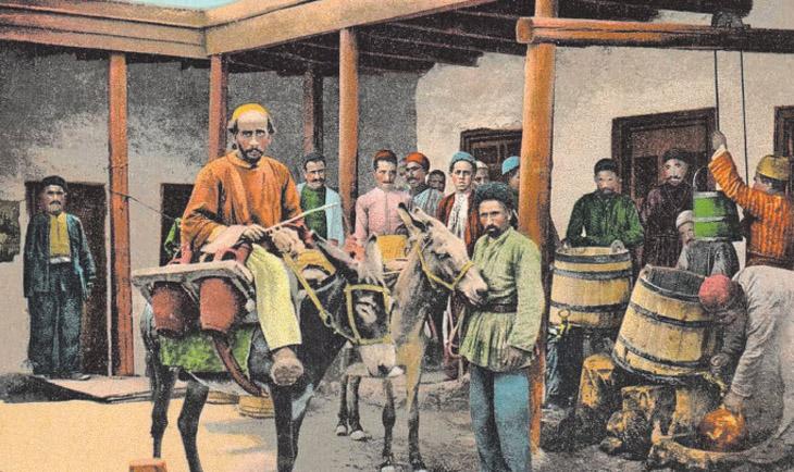 Из истории появления татар в Азербайджане