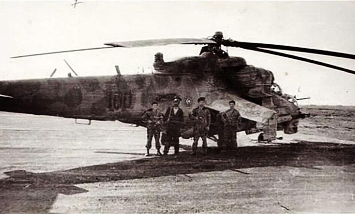 ВВС Азербайджана в Первой Карабахской войне