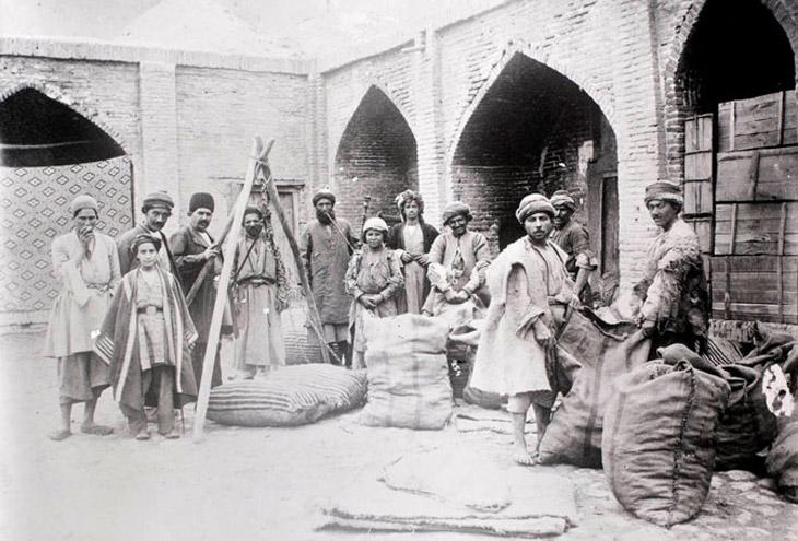 Работа за гроши: О тяжелой жизни выходцев из Ирана в Азербайджане (нач. XX в.)