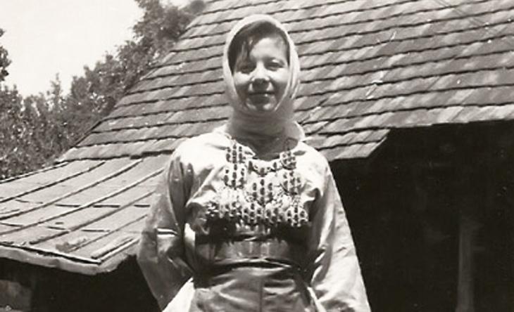 Архив А.Измайловой: Жители загатальского района Азербайджана в 1960-х (ФОТО)