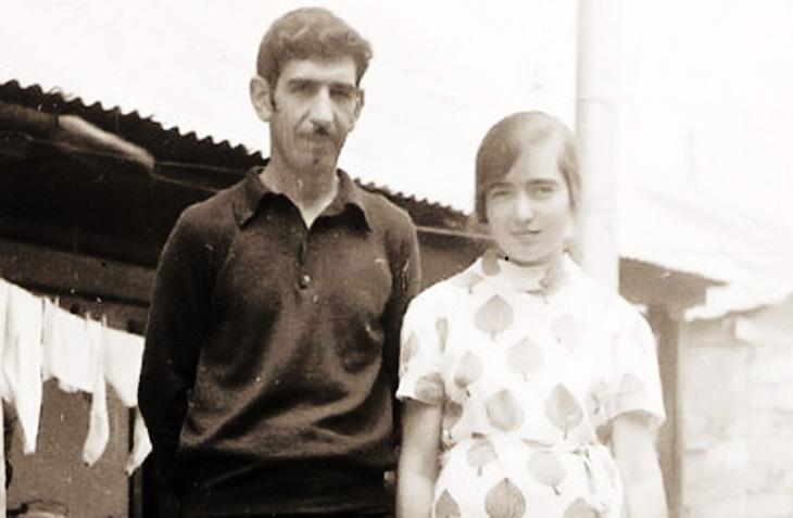 Архив А.Измайловой: Агстафа, Газах, Товуз, Гедабек в 1950-1973 гг. (ФОТО)
