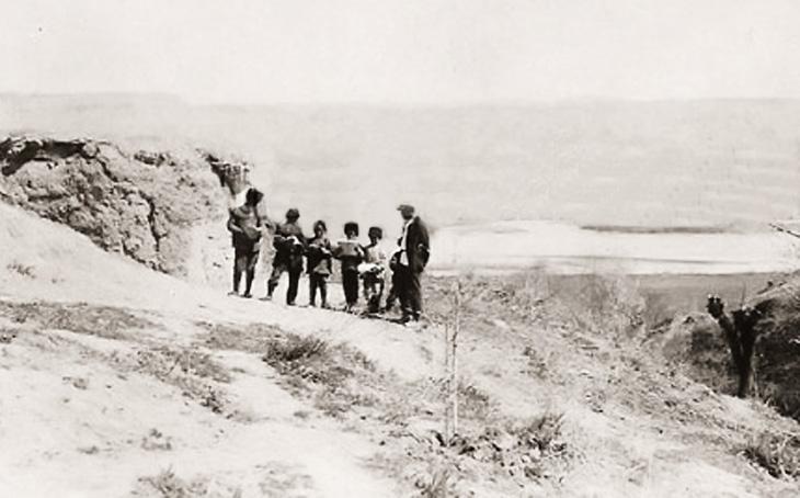 Этнографические экспедиции 1933 г. в Лачин, Агдам, Товуз, Евлах (ФОТО)