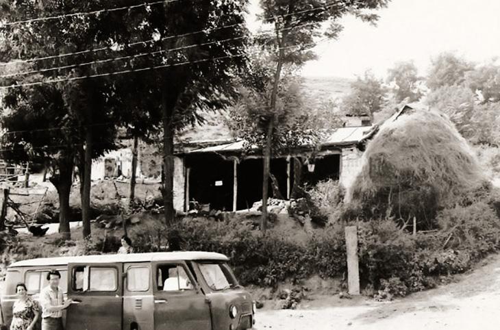 Азербайджанский район Лачин в 1960х-1980х гг. (ФОТО)