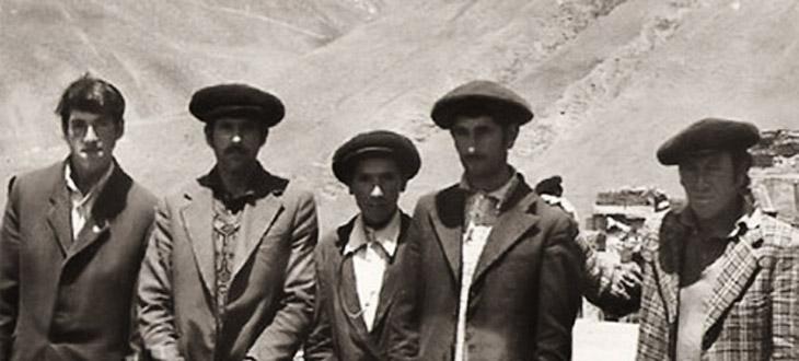 Архив А.Измайловой: Село Хыналыг в 1950-1970 годах (ФОТО)