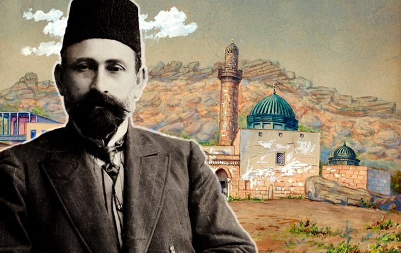 Мастер на все руки: забытые произведения Али бека Гусейнзаде (ФОТО)