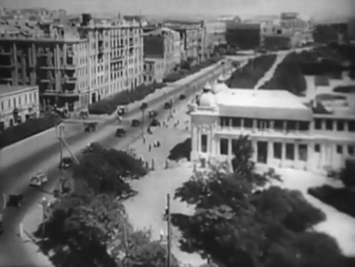 Баку 1940 года на кадрах кинохроники (ФОТО)