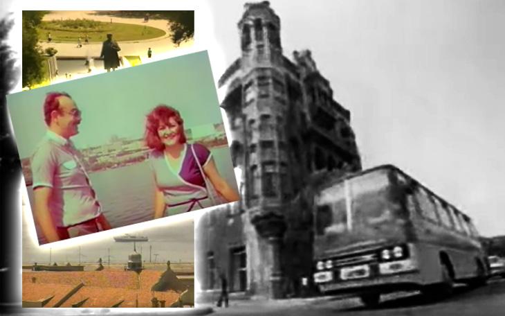 Рекламный фильм о Баку 1980х-1990х (ВИДЕО)
