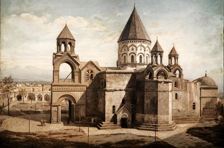 Как Эчмиадзинский монастырь терроризировал азербайджанцев Иреванского ханства