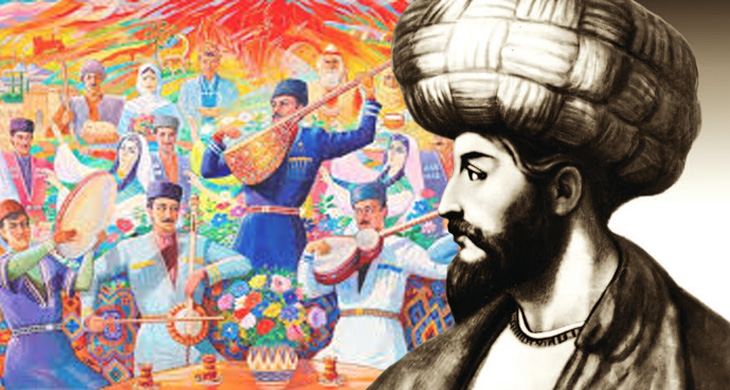Озан-ашугское искусство времен Шаха Исмаила Хатаи