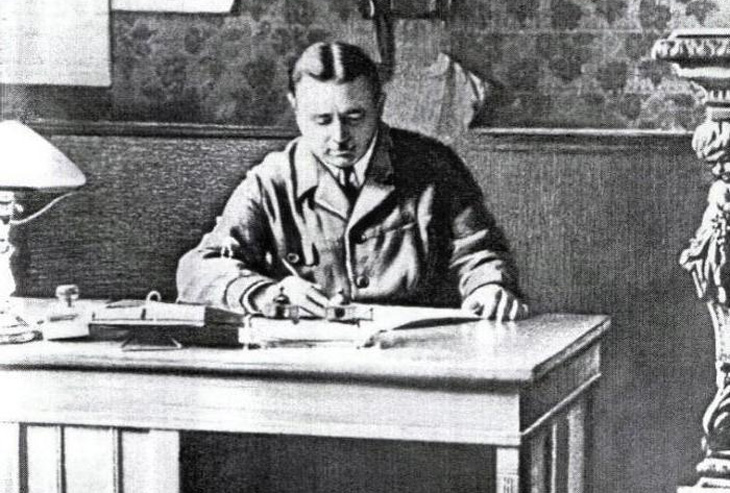 Литература в жизни и творчестве Узеира Гаджибекова (1885-1948)