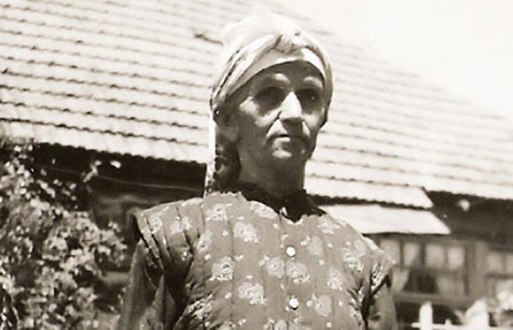 Архив А.Измайловой: Жители Балакен, Гаха и Шеки в 1960х-1970х (ФОТО)