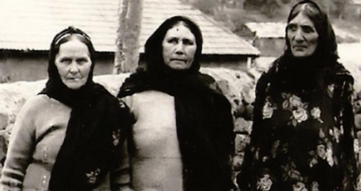 Из архива А.Измайловой: азербайджанский район Ярдымлы в 1960х и 1980х (ФОТО)