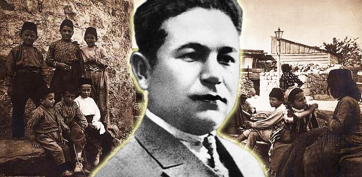 Бекир Чобанзаде и фольклор тюркских народов