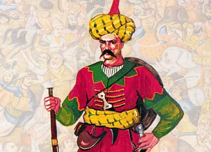 Кызылбаши в государственном устройстве Сефевидов времен шаха Исмаила II