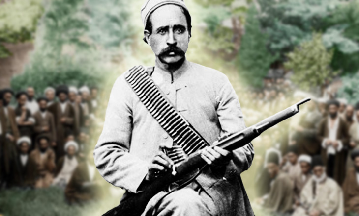 Южные азербайджанцы и революция в Иране 1905-1911 гг.