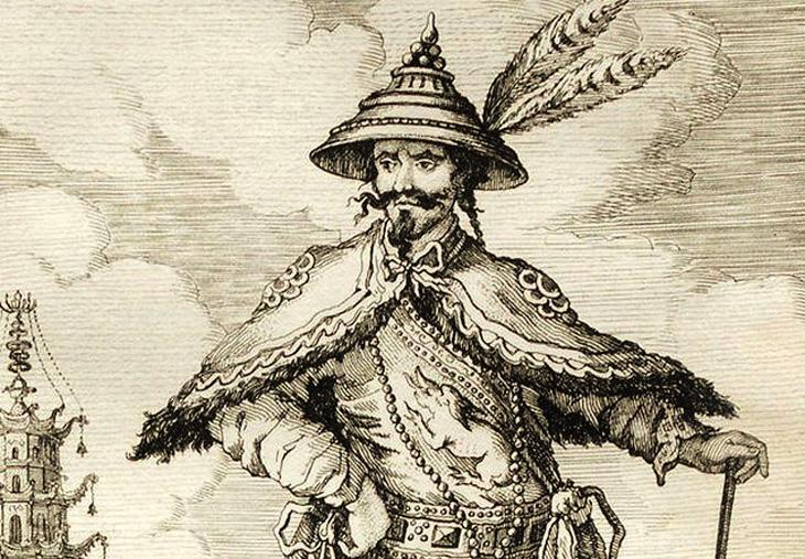 Баку и Шемаха 1715-1718 гг. в описаниях врача-дипломата из Шотландии