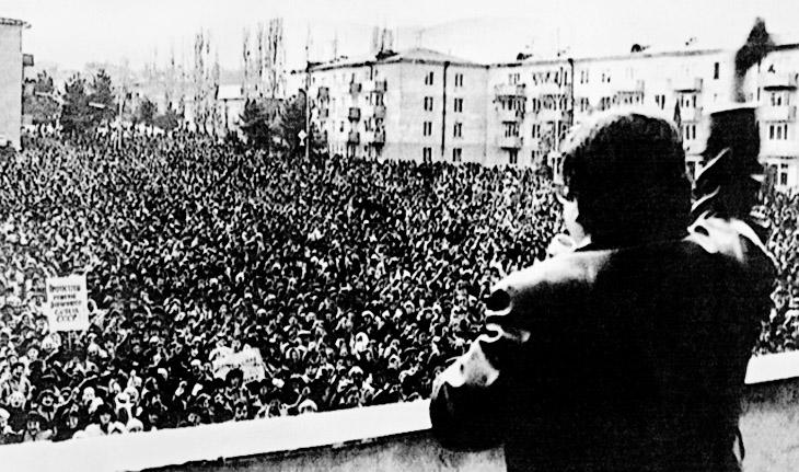 «Советский период» претензий армян на территории Азербайджана