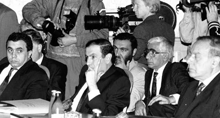 Нагорно-карабахский конфликт: первые 10 лет переговоров (1994-2004)