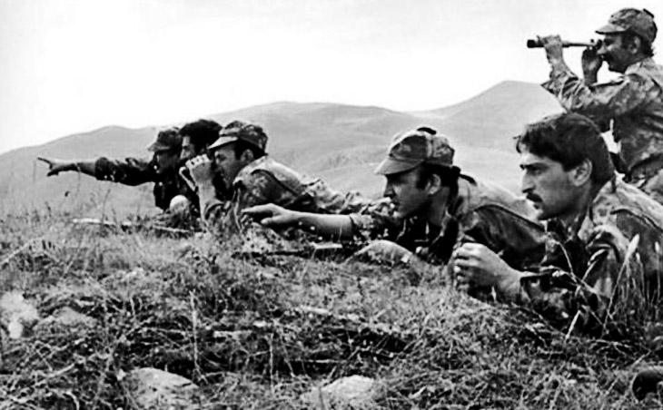 Азербайджан в 1993-94: Конец первой Карабахской войны