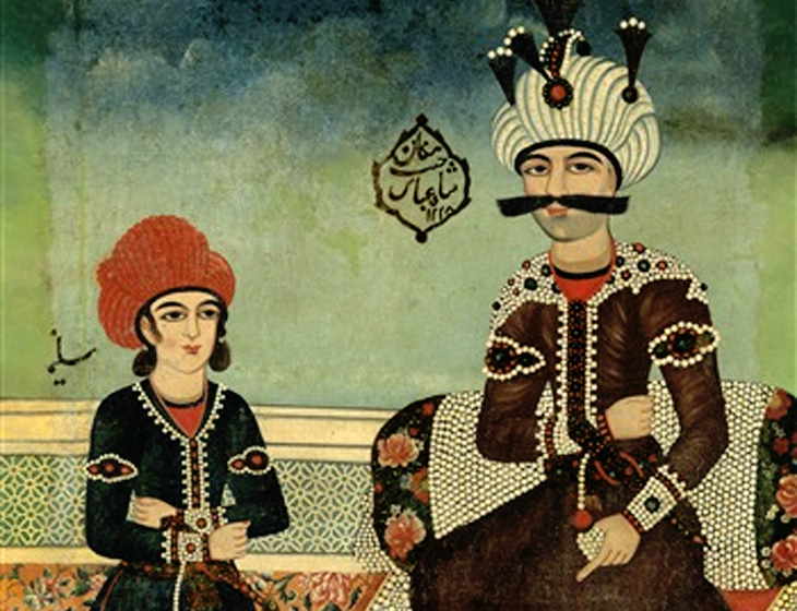 Талышская легенда о рождении Шах Аббаса Великого (записано в 1892 г.)