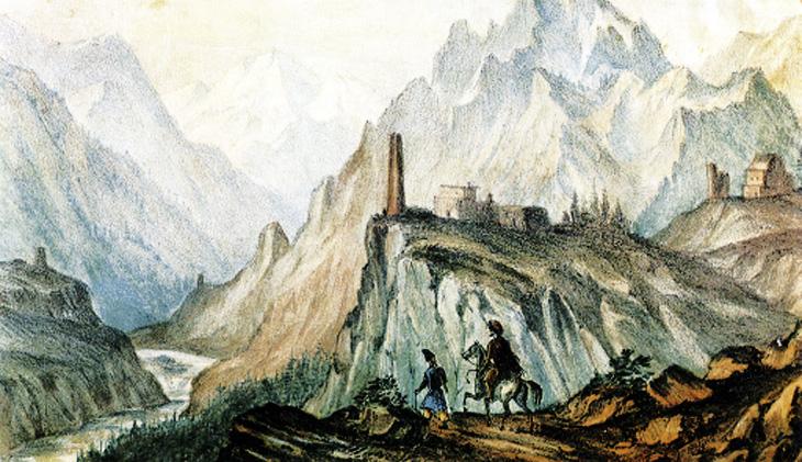Как Россия управляла землями Грузии, населенными азербайджанцами (1800-1845 гг.)