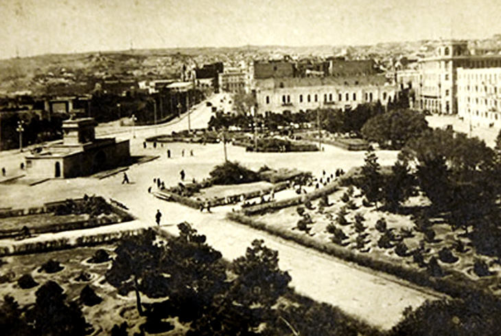 Тайны Баку: История исчезнувшей Петровской площади