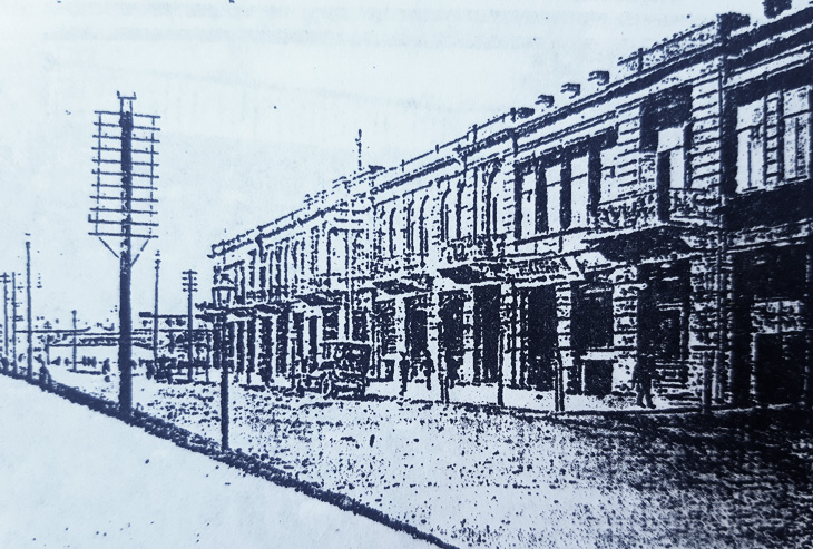 Нововведения В.Назанского: результат реформ в полиции Баку (1910-1914)