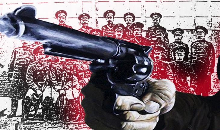 С револьвером на боку: Кого брали на работу в полицию Баку (нач. XX в.)