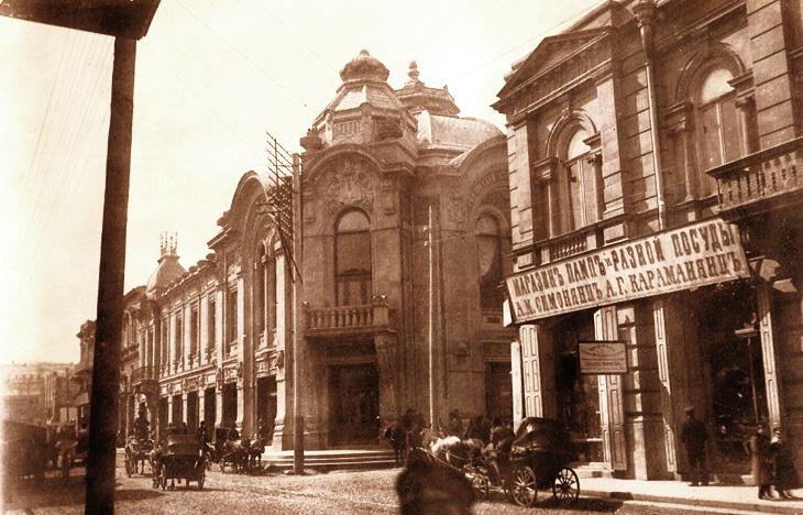 Роль частных банков России в экономике Азербайджана в начале XX вв.