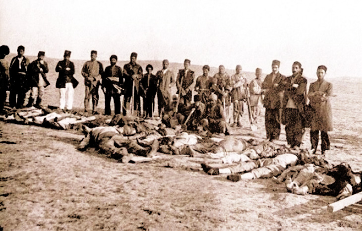 Кому был выгоден межэтнический конфликт в Баку в 1905 г.?