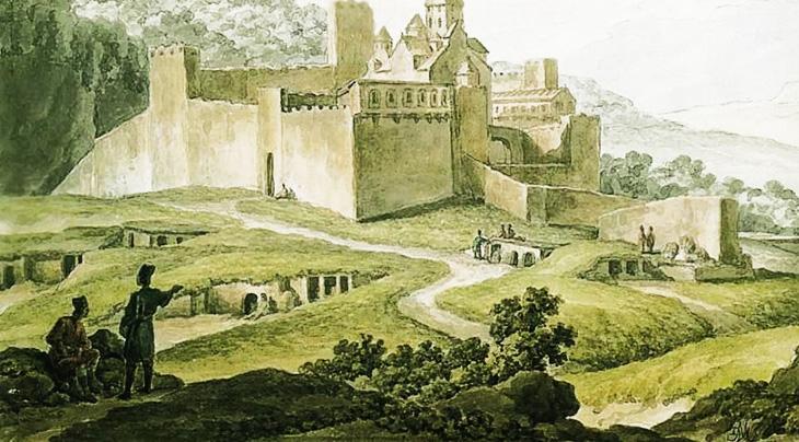 Грузия в прошлом: Азербайджанцы Юго-Западного Кавказа до 1800 г.