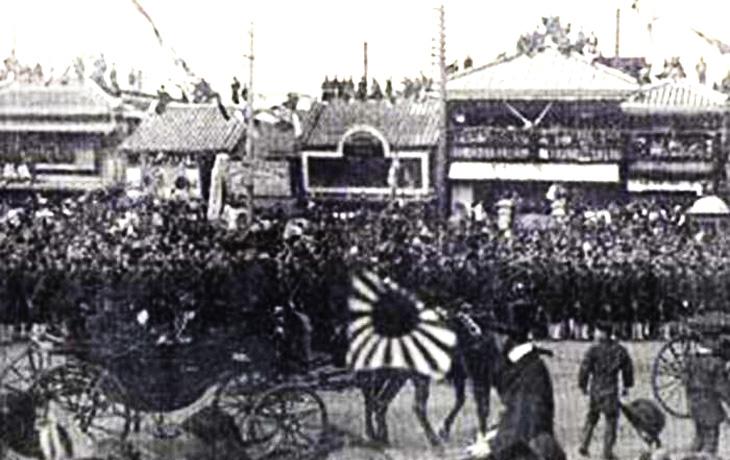 Как японцев пытались привлечь к резне азербайджанцев в Баку (1905 г.)