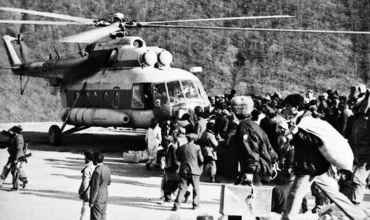 Кельбаджар, 1993: Эвакуация мирных жителей ценой жизни солдат