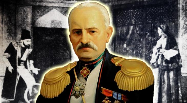 Первые появления произведений М.Ф.Ахундова на сцене театра (XIX в.)