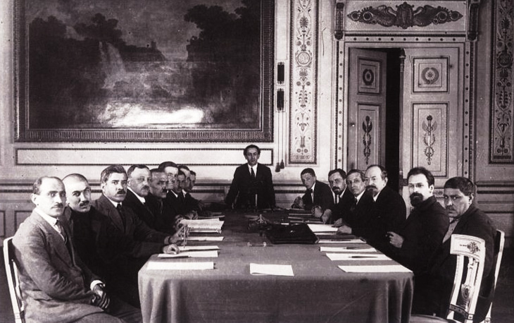 Из истории Нахичеванской автономии в составе Азербайджана
