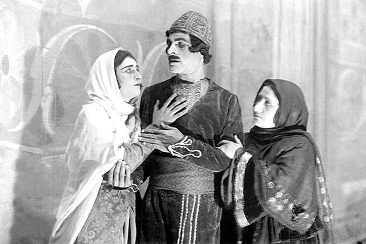 Роль бакинской оперы в развитии композиторской школы (1929-1930 гг.)