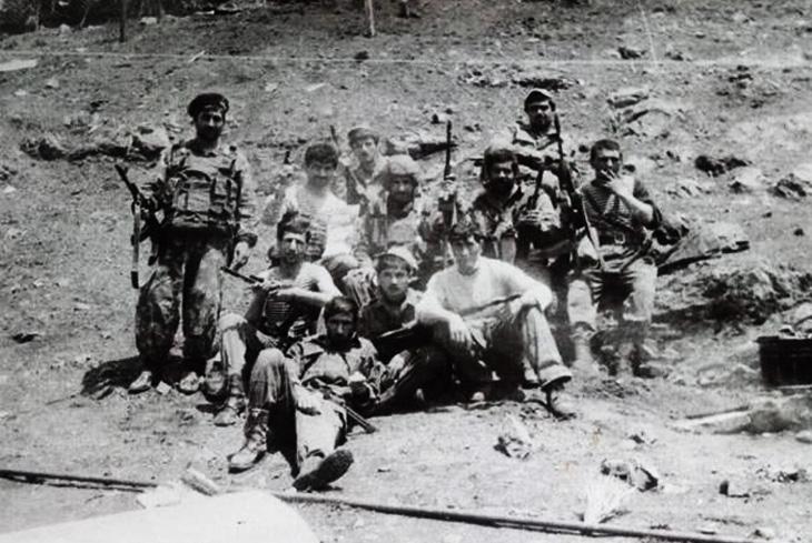 Они держали оборону Агдама и Физули: «Шубанинский спецназ» в 92-93 гг.