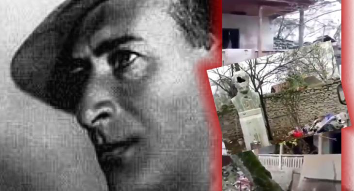 Дом-музей Бюль-Бюля в Шуше, через 28 лет после оккупации (ВИДЕО)