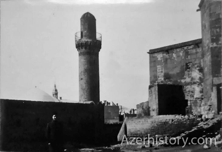 Уникальные снимки Баку 1909-1910 годов (ФОТО)