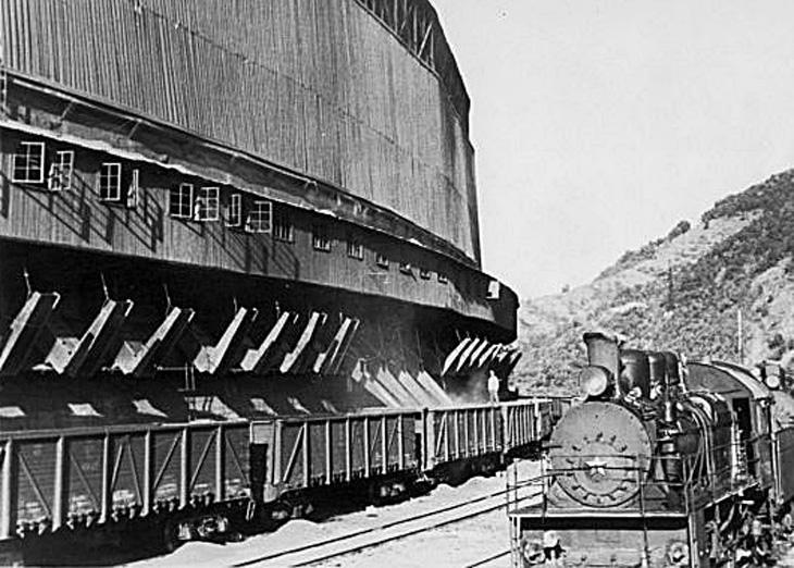 Дашкесанская железная дорога в 1950х-1960х гг. (ФОТО)