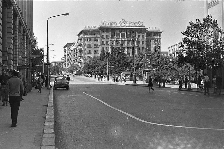 L A Mishin Baku 1967 1