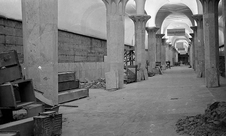 L A Mishin Baku 1967 10